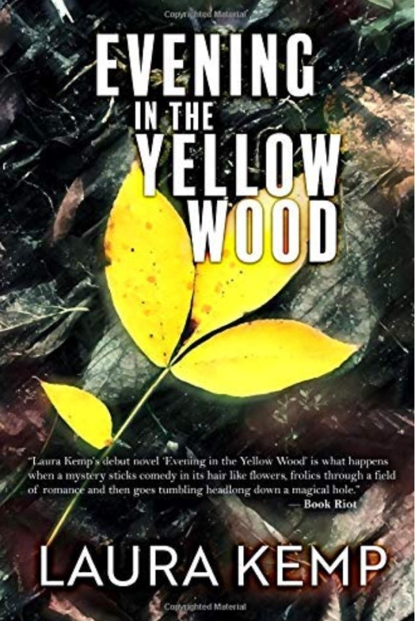 Evening In The Yellow Wood - Laura Kemp